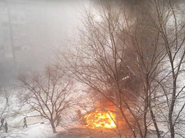 Новости Новороссии сегодня, 4 февраля 2017: в центре Луганска взорвали автомобиль с главой народной милиции ЛНР (ФОТО, ВИДЕО)