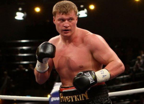 Александр Поветкин исключён из рейтингов WBC