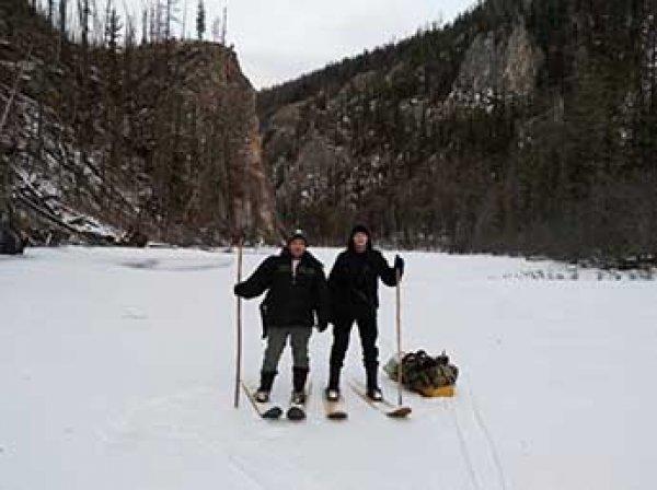 Под Иркутском полицейские прошли 120 км на лыжах, преследуя браконьеров