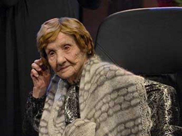 Старейшая актриса России скончалась на 103-м году жизни