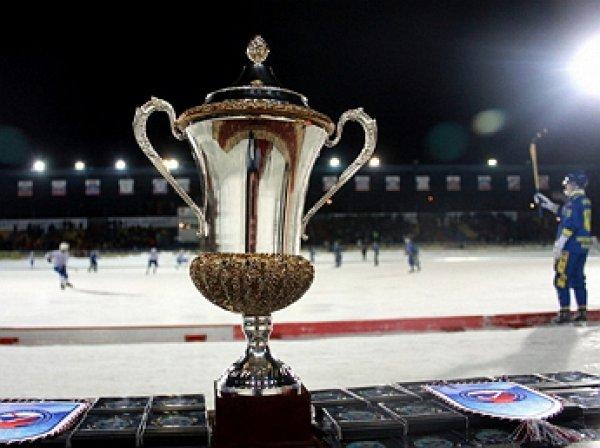 Швеция разгромила Германию на ЧМ по хоккею с мячом с рекордным счетом 34:6