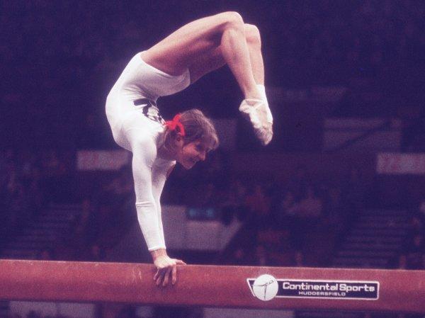 Советская гимнастка Корбут продала с аукциона олимпийские медали на сумму  тысяч