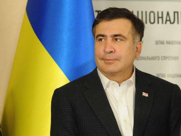 Саакашвили: Украина станет сверхдержавой Европы