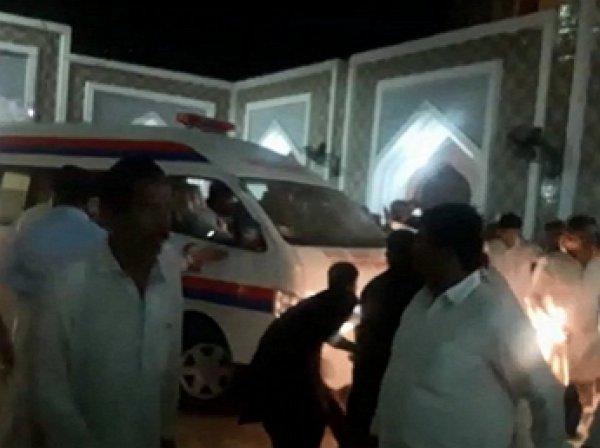 В Пакистане прогремел взрыв: жертвами теракта стали свыше 50 человек
