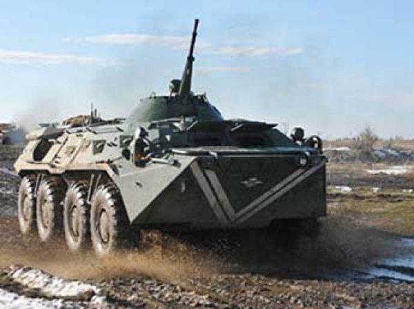 СМИ: Украина тайно покупает у России моторы для БТР через Молдавию
