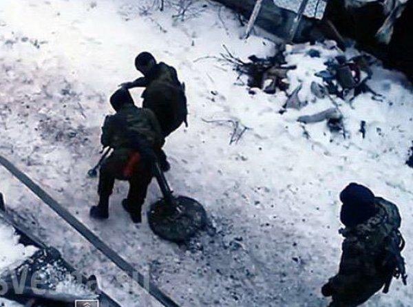 Группа украинских разведчиков пропала после вылазки в ЛНР