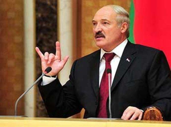 "Лукашенко сбежал в Россию на фоне протестов ""тунеядцев"""