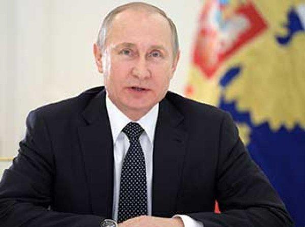 Путин обвинил европейские СМИ в манипуляции общественным мнением