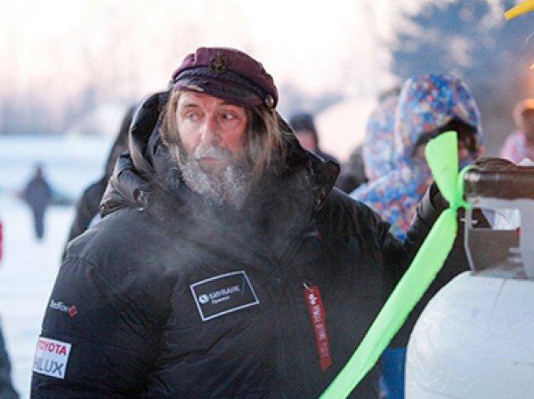 Федор Конюхов побил мировой рекорд, пролетев на аэростате 51 час