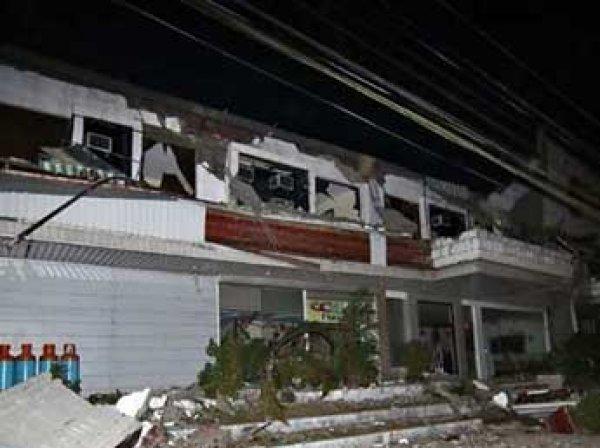 Мощное землетрясение на Филиппинах: 120 ранены, 15 человек погибли (ВИДЕО)