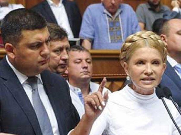 """""""Мама украинской коррупции"""": в Киеве назвали имя женщины, планировавшей уничтожить Украину"""