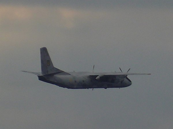 Штаб ЧФ России опроверг обвинения Киева в обстреле украинского Ан-26