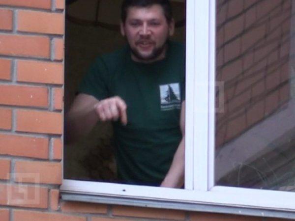 """В Подмосковье мужчина взял в заложники собственную семью и описывает происходящее """"ВКонтакте"""" (ФОТО)"""