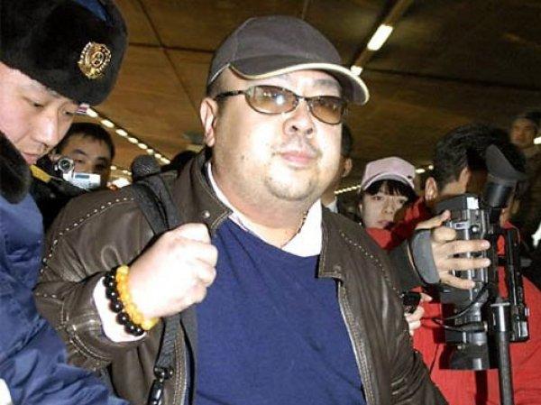 ФОТО Ким Чон Нама сразу после его отравления появилось в Сети