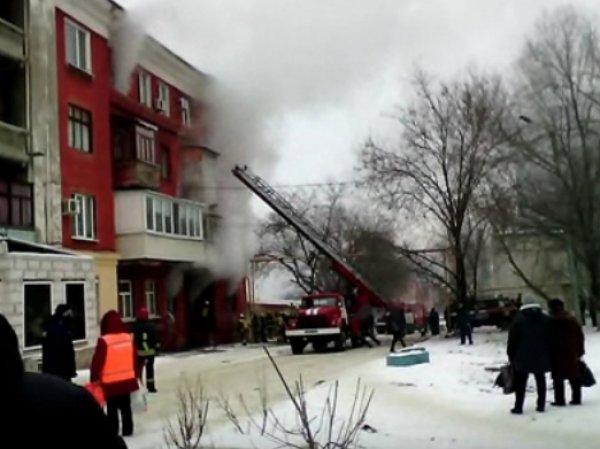 Взрыв в Луганске 1 февраля 2017: опубликовано ВИДЕО с места ЧП
