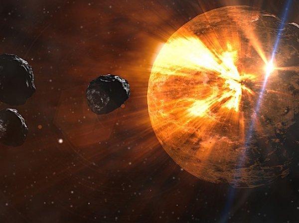 Астероид в феврале 2017 уничтожит Великобританию - СМИ