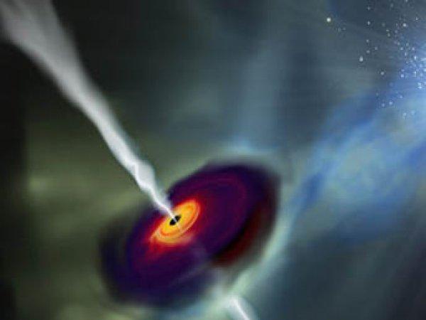 Ученые раскрыли загадку появления черных дыр во Вселенной