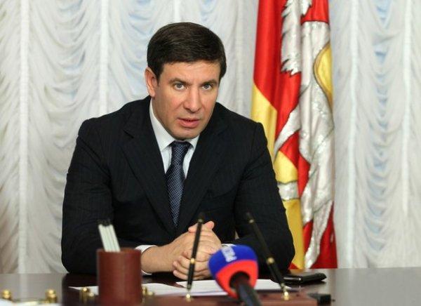 Следователи пришли с обысками к челябинскому губернатору Юревичу