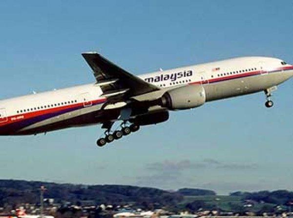 СМИ раскрыли сенсационные подробности пропажи малазийского Boeing