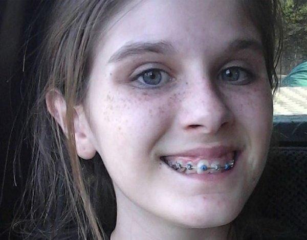 Девочка сняла на ФОТО призрака, делая селфи (ФОТО)