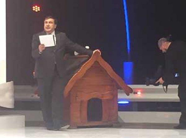 Саакашвили стал телеведущим ток-шоу «Другая Украина»