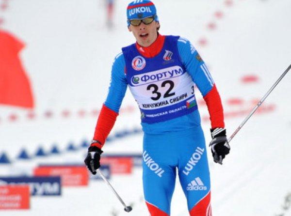 """Лыжник Бессмертных завоевал """"бронзу"""" на 50 км на этапе КМ в Норвегии"""