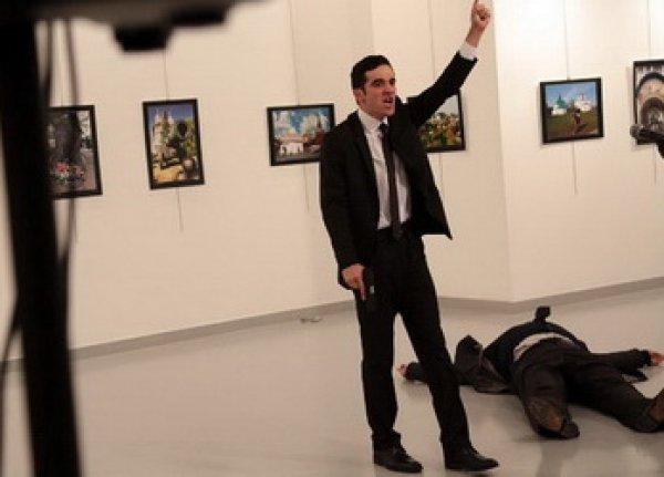 СМИ: в Турции арестована россиянка, связанная с убийцей посла Карлова