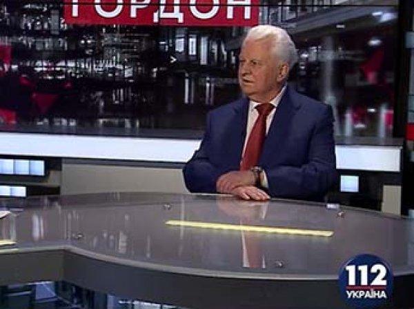 Первый президент Украины Кравчук рассказал, почему Крым обречен был вернуться России