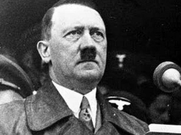В Италии показали написанную Гитлером картину (ФОТО)
