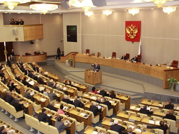 Госдума разрешила не платить налоги попавшим под санкции россиянам