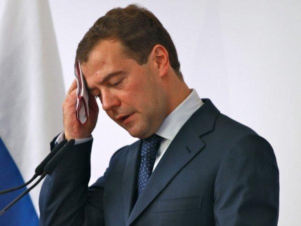"""Сенатор от Иркутской области предложил расследовать """"все факты"""" о доходах и имуществе Медведева"""