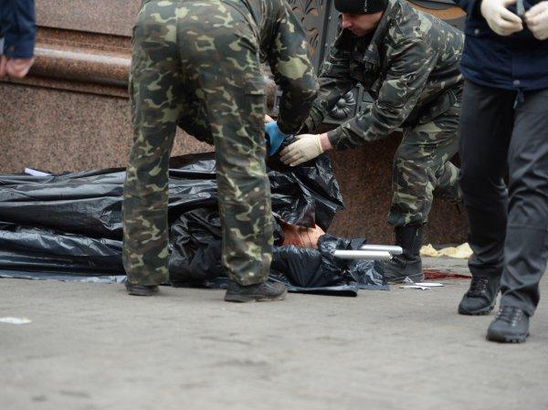 СМИ опубликовали ФОТО предполагаемого убийцы Вороненкова