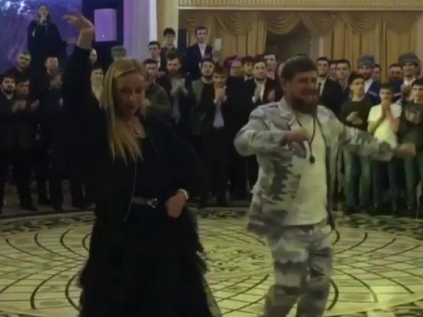 Навка, Бузова и Нюша станцевали лезгинку для  Кадырова: ФОТО и ВИДЕО опубликовали в Instagram