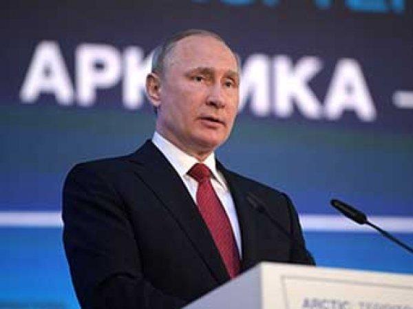 Путин впервые высказался про митинги 26 марта (ВИДЕО)