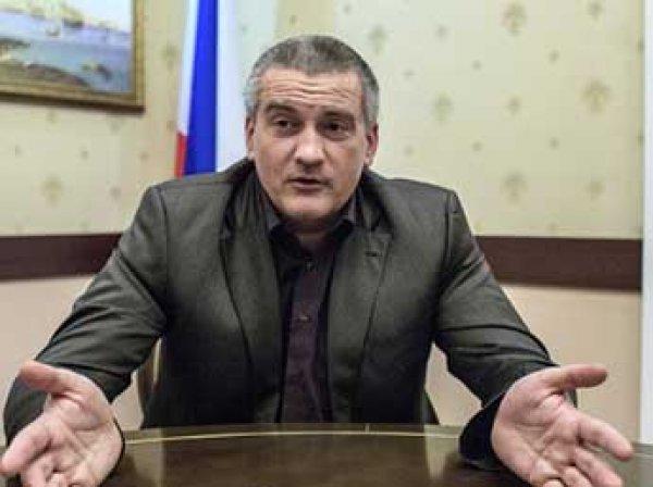 Глава Крыма Аксенов заявил, что России нужна монархия