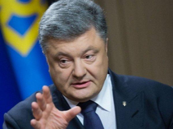 Порошенко попросил усилить давление на Москву