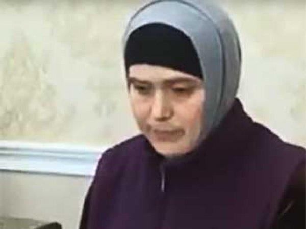 Пожаловавшаяся на силовиков чеченка публично извинилась перед властями (ВИДЕО)