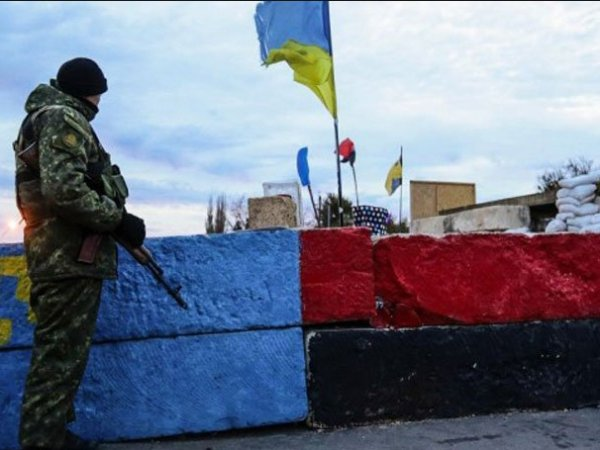 Госдеп США предупредил Киев о последствиях блокады Донбасса