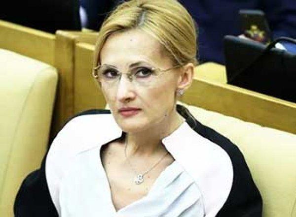 Ирина Яровая: борьба с коррупцией может разрушить суверенитет страны