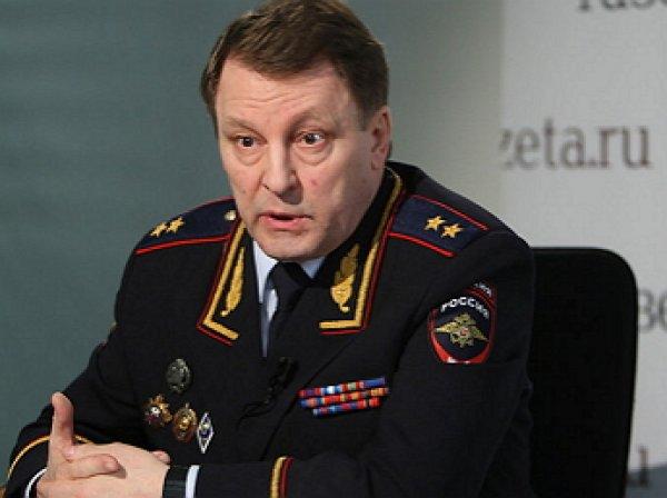 Названа причина освобождения Нилова с поста главы ГИБДД