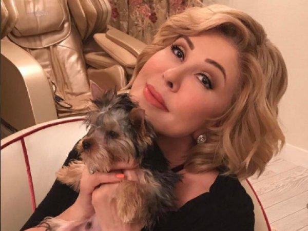 63-летняя Любовь Успенская шокировала ФОТО в голом платье в Instagram