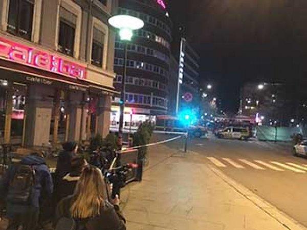 По подозрению во взрыве в Осло задержан 17-летний россиянин