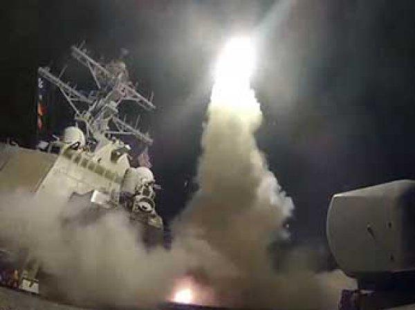 """Из 59 ракет до Сирии долетели 23: в Минобороны высмеяли эффективность """"Томагавков"""" США"""