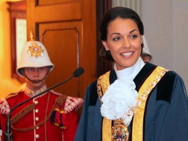 Новым мэром Гибралтара стала Мисс мира-2009 (ФОТО)