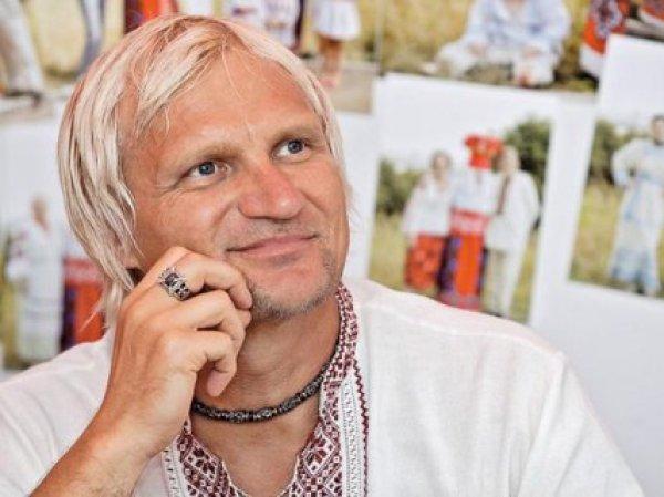"""Лидер """"Воплей Видоплясова"""" предложил отправить в гетто """"дебилов, не знающих украинский"""""""