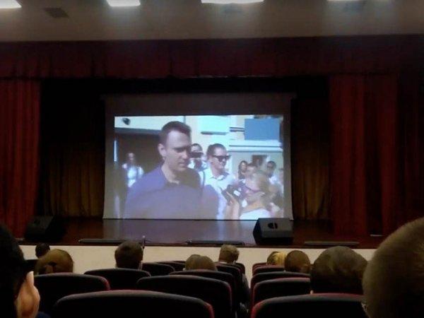"""Во Владимире студентам провели лекцию об """"уголовном прошлом"""" Навального"""