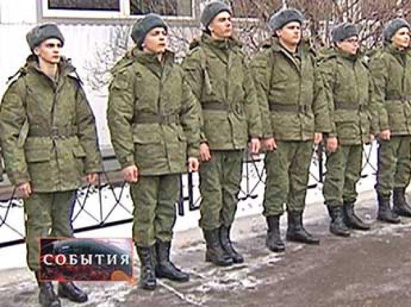 Путин подписал указ о призыве 142 тыс. запасников на военные сборы