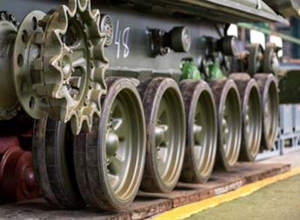 Россия вошла в ТОП-3 стран с самыми большими расходами на оборону