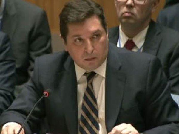 """""""Чувырло и дикарь"""": выступление Сафронкова в ООН вызвало истерику на Украине"""