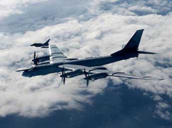 США подняли истребители на перехват Ту-95 около Аляски